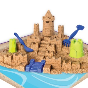 Kinetic Sand Σετ Κάστρο Παραλίας (6044143)