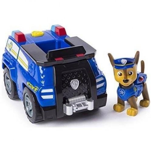 Paw Patrol Basic Vehicles - Chase Transforming Police Cruiser (20101571)