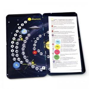 Μαγνητικό παιχνίδι Μαγνητική αποστολή στο Διάστημα (26740)