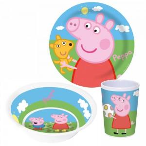 Σετ Φαγητού Peppa Pig (30702)