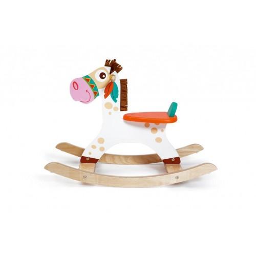 Scratch Αλογάκι Κουνιστό Indian Pony (6181441)