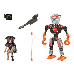 Galaxy Pirate και Ρομπότ (70024)
