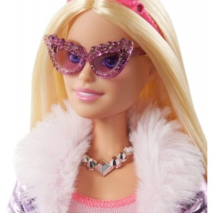 Barbie Princess Adventure Μοντέρνα Πριγκίπισσα (GML76)