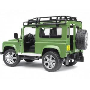 Land Rover Τετρακίνητο κλειστό (02590)