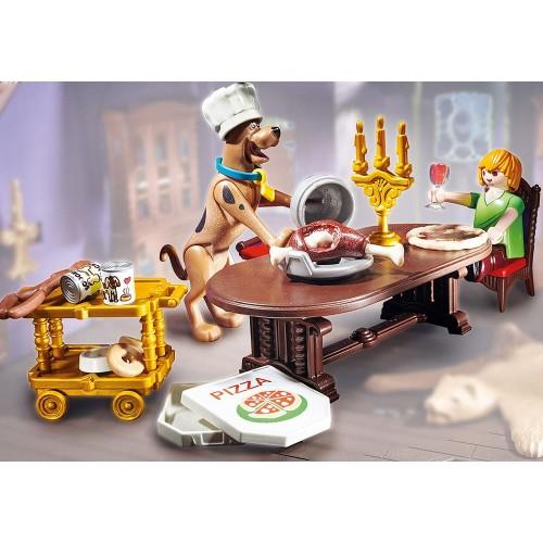 Scooby-Doo! Δείπνο με τον Σάγκι (70363)