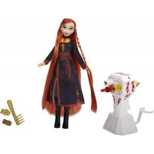 Disney Frozen II Hair Play Doll Anna (E6950/E7003)