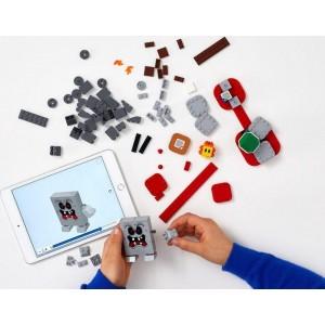 Lego Super Mario Whomp's Lava Trouble (71364)