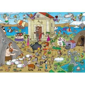 Puzzle 100τεμ Ελληνική Μυθολογία (505316)