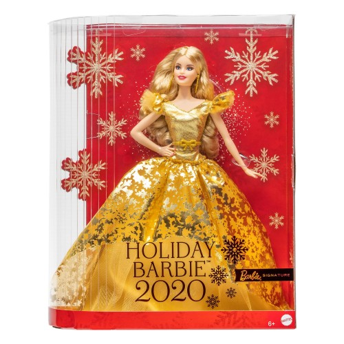 Barbie Holiday 2020 (GHT54)