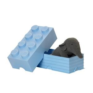Παιχνιδόκουτο Lego 8 Light Blue (299023)