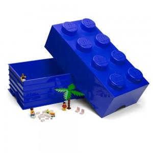 Παιχνιδόκουτο Lego 8 Blue (299020)