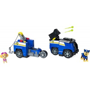 Paw Patrol Split Second Vehicle Chase (20122545)