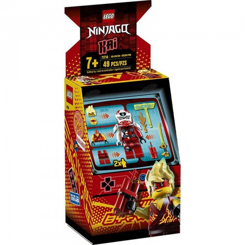 Lego Ninjago Kai Avatar - Arcade Pod (71714)