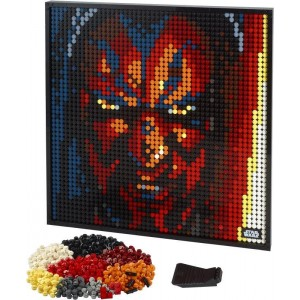 Lego Art Star Wars The Sith (31200)