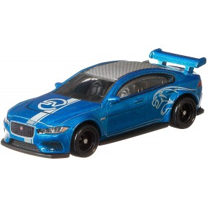Hot Wheels Full Force Real Riders Fast And Furious Jaguar XE SV Project 8 (GJR74/GBW75)