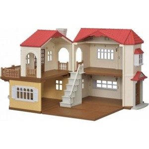 Sylvanian Families Red Roof Country Home (5302)