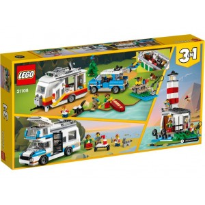 Lego Creator Caravan Family Holiday (31108)