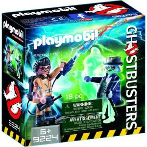Ghostbusters Δρ. Σπένγλερ & Φάντασμα (9224)