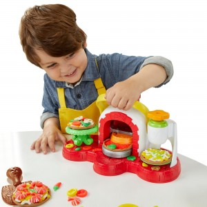 Play Doh Stamp n Top Pizza (E4576)