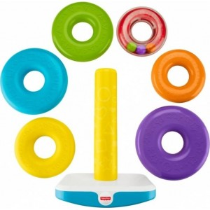 Fisher Price Giant Rock A Stack Μεγάλη Πυραμίδα (GJW15)