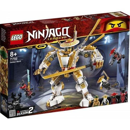 Lego Ninjago Golden Mech (71702)