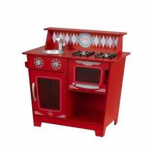 Κουζίνα Classic κόκκινη (53362)