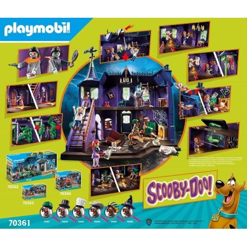 Scooby-Doo! Περιπέτεια στο Στοιχειωμένο Σπίτι (70361)