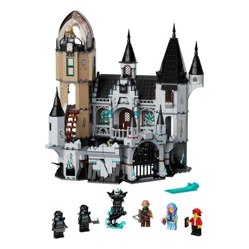 Lego Hidden Side Mystery Castle (70437)