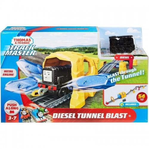 Thomas And Friends Ανατίναξη Στο Τούνελ Με Τον Diesel (GHK73)