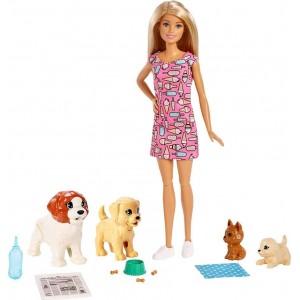 Η Barbie και τα σκυλάκια της (FXH08)