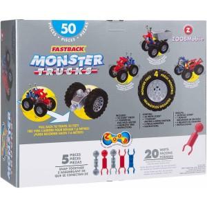 Zoob Fastback Monster Trucks