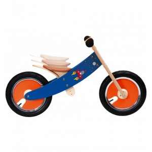 Scratch Ποδήλατο Ισορροπίας Space (6181439)