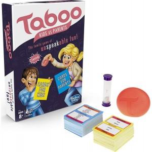 Taboo Kids VS Parents Μικροί Εναντίον Μεγάλων (E4941)
