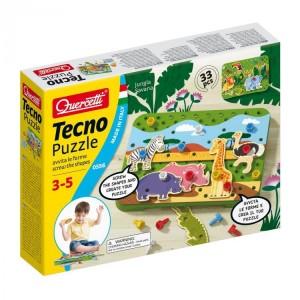Puzzle Tecno Ζούγκλα (0556)
