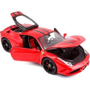 Bburago 1:18 Ferrari 458 Speciale Signature (16903)