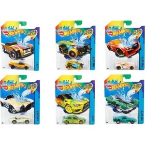 Hot Wheels Color Changers (BHR15)