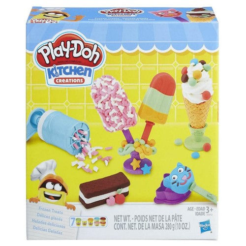 Play Doh Σετ δημιουργίας παγωτού (E0042)