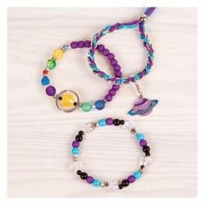 Make it Real Cosmic Charm Bracelets Galaxy Jewelry (1208)