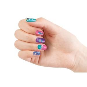 Make it Real - Paint Sparkle Mermaid Nail Art (2324)