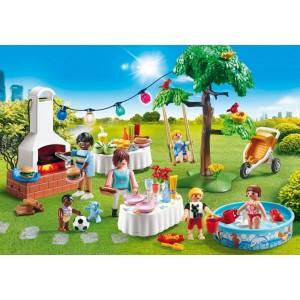 Πάρτυ στον κήπο με barbecue (9272)