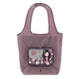 Τσάντα για ψώνια σε θήκη Santoro Gorjuss Autumn Leaves (308GJ26)