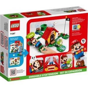 Lego Super Mario Mario's House & Yoshi (71367)