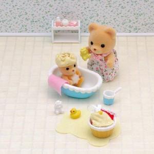 Sylvanian Families Baby Bath Time (5092)