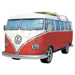 Puzzle 3D 162τεμ Volkswagen Bus T1 (12516)