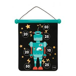 Scratch Στόχος Μαγνητικός 2 όψεων Medium Ρομπότ (6182031)