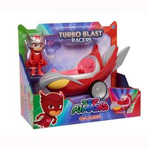 Pj Masks Οχήματα Turbo Blast Owl Glider (PJM44000)