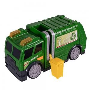Απορριματοφόρο Όχημα με φώτα και ήχους Teamsterz (7535-17120)