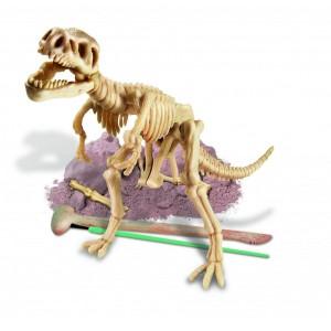 Ανασκαφή Τυραννόσαυρου (4M0007)