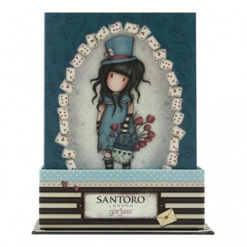 Kάρτες αλληλογραφίας Santoro Gorjuss (856GJ01)