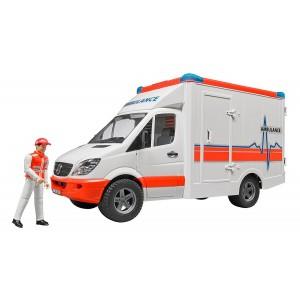 Ασθενοφόρο με οδηγό (02536)